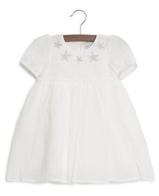 Silver Star embroidered dress STELLA MCCARTNEY