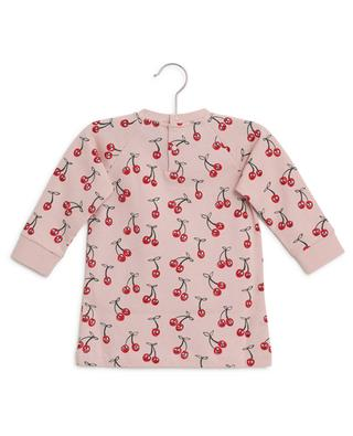 Bedrucktes Sweatkleid Cherries STELLA MCCARTNEY