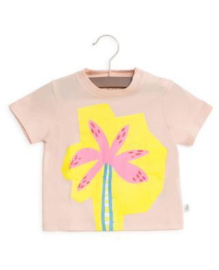T-Shirt aus Baumwolle Palme STELLA MCCARTNEY