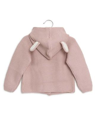Bunny hooded cardigan STELLA MCCARTNEY