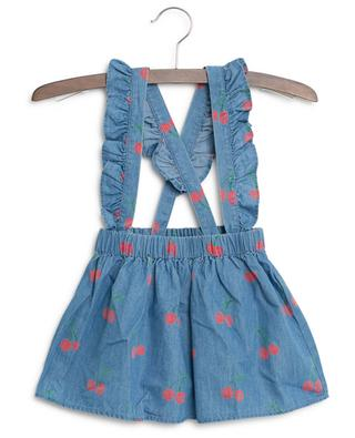 Cherry printed strap skirt STELLA MCCARTNEY