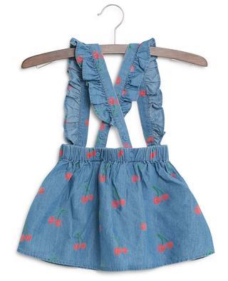 Cherry printed strap skirt STELLA MCCARTNEY