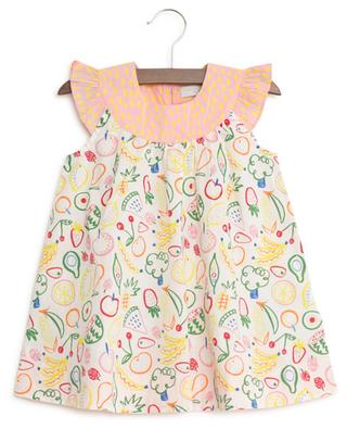 Set aus Kleid und Bloomers mit Obstprint STELLA MCCARTNEY