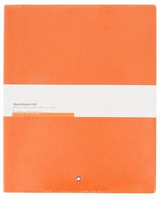 Cahier à dessin avec lignes #149 MONTBLANC