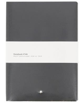 #146 blank notebook MONTBLANC