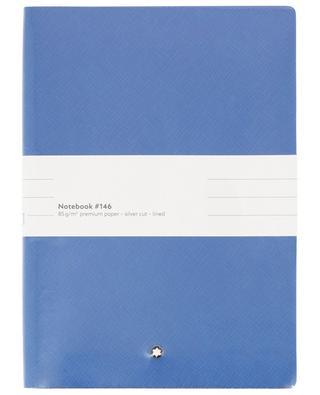 Carnet de notes avec lignes #146 MONTBLANC