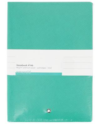 #146 lined notebook MONTBLANC