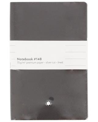 #148 lined notebook MONTBLANC
