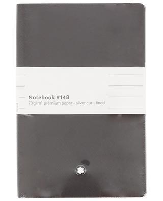 Carnet de notes avec lignes #148 MONTBLANC