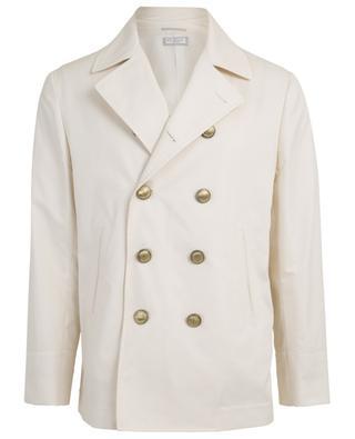 Wasserabweisende Jacke aus Baumwollmix BRUNELLO CUCINELLI