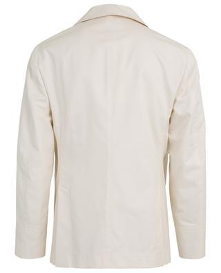 Cotton blend rain coat BRUNELLO CUCINELLI