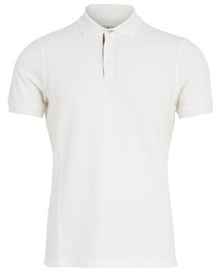 Polohemd aus Baumwollpiqué BRUNELLO CUCINELLI