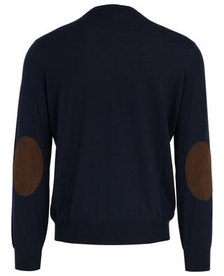 Fine virgin wool and cashmere jumper BRUNELLO CUCINELLI