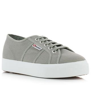 2730 COTU canvas platform sneakers SUPERGA