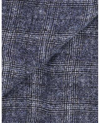 Cotton and linen pocket square BRUNELLO CUCINELLI