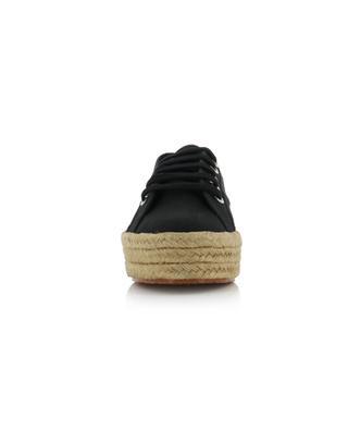 Sneakers aus Stoff und Hanf 2730 SUPERGA