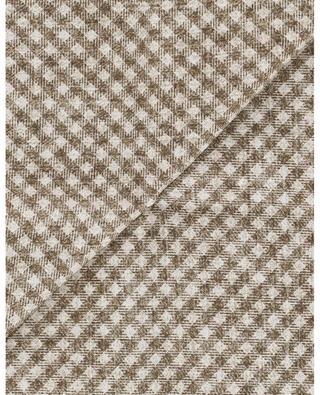 Cotton and silk pocket square BRUNELLO CUCINELLI