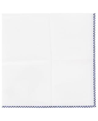 Cotton pocket square BRUNELLO CUCINELLI
