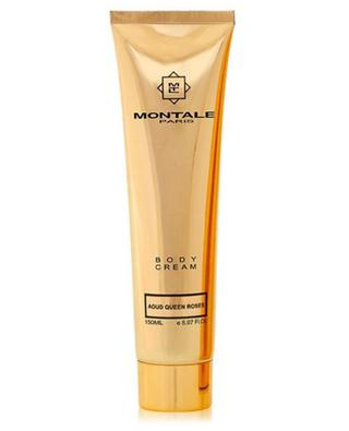 Aoud Queen Roses perfumed body cream - 150 ml MONTALE