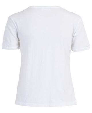 Einfarbiges leichtes T-Shirt Chipiecat AMERICAN VINTAGE
