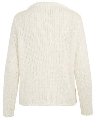 Pull à col rond en laine mélangée Manina AMERICAN VINTAGE
