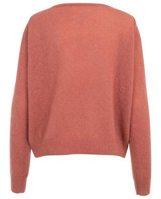 Ugoball V-neck wool blend jumper AMERICAN VINTAGE