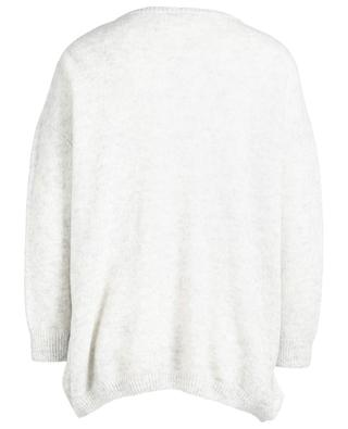 Vikiville wool and mohair blend V-neck jumper AMERICAN VINTAGE