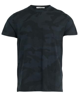 Camouflage print jersey T-shirt VALENTINO