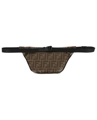 Fendi Stamp FF jacquard belt bag FENDI