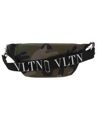 Sac ceinture imprimé camouflage VLTN VALENTINO