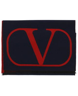 Schal aus Wolle und Seide VLOGO VALENTINO