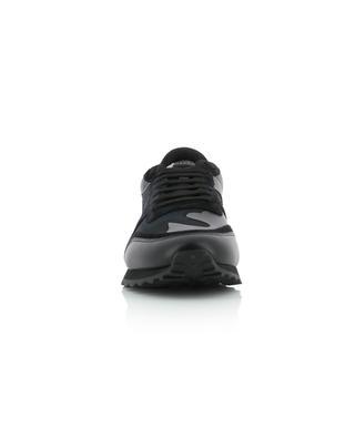 Sneakers aus Wildleder und Nylon mit Camouflage-Print VALENTINO