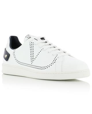 Sneakers aus perforiertem Leder Vlogo VALENTINO