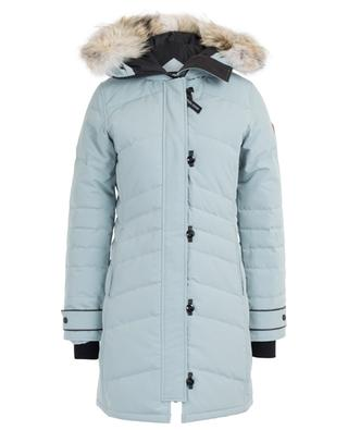 Lorette padded parka with fur CANADA GOOSE