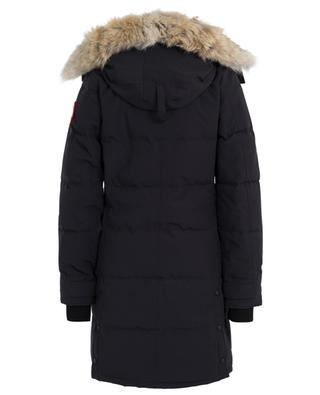 Shelburne parka with fur CANADA GOOSE