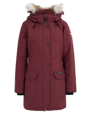 Trillium fur embellished padded parka CANADA GOOSE