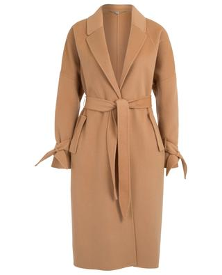 Manteau double-face en laine et cachemire MARC CAIN