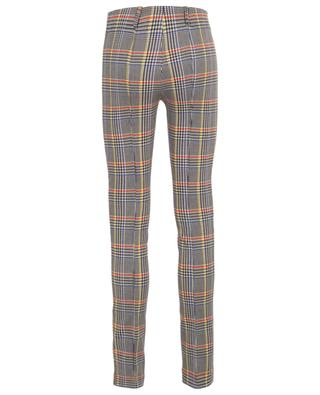 Pantalon skinny en néoprène imprimé prince-de-galles MARC CAIN