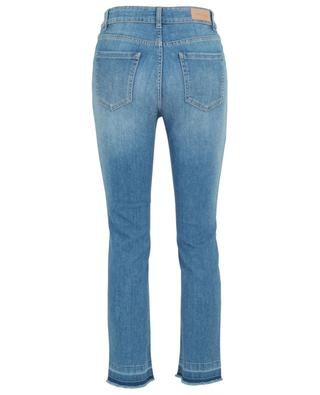 Cropped frayed jeans MARC CAIN