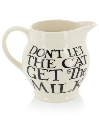 Black Toast milk jug EMMA BRIDGEWATER