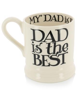Black Toast Dad stoneware mug EMMA BRIDGEWATER