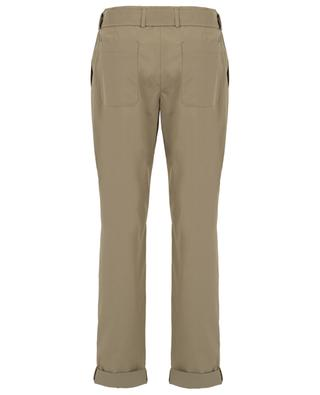 Fallon lightweight cotton chino trousers AKRIS PUNTO