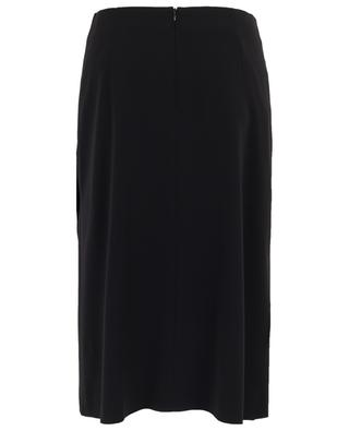 Ruffle adorned midi skirt AKRIS PUNTO