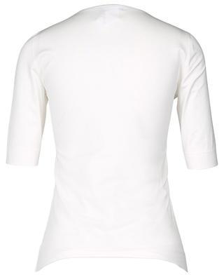 Baumwollmix-T-Shirt AKRIS PUNTO