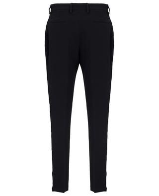 Pantalon raccourci motif zèbre N°21