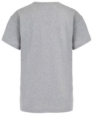 Transitional logo print jersey T-shirt N°21