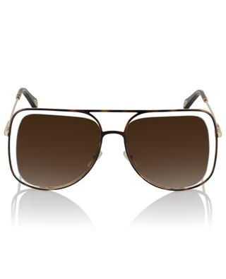 Poppy aviator style sunglasses CHLOE