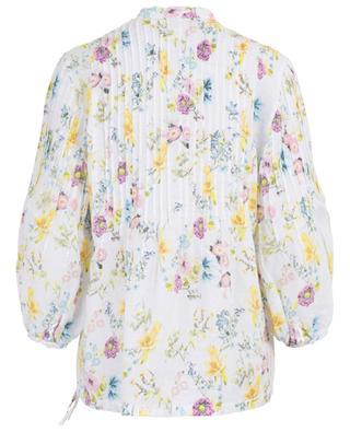 Floral linen blouse 120% LINO