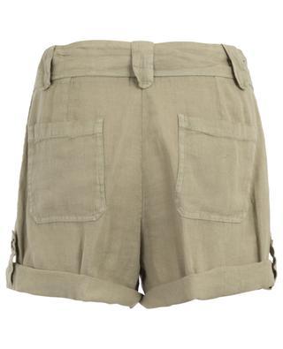 Shorts aus Leinen 120% LINO