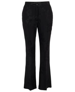 Breezy flared floral jacquard trousers ETRO